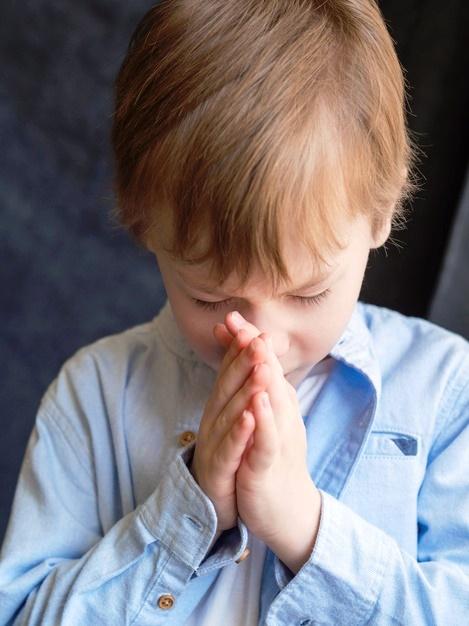 Reggeli imádság