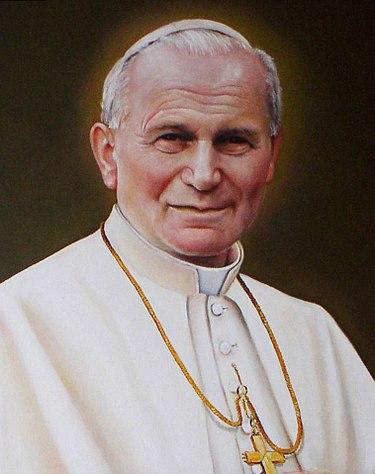 100 éves lenne Szent  II. János Pál pápa