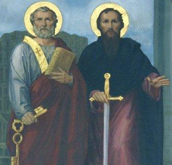 Szent Péter és Szent Pál apostolok