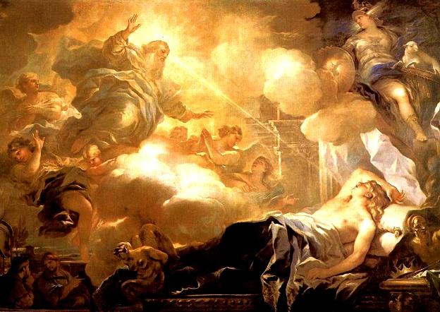 2020.07.26. vasárnap , Szent Joákim és Szent Anna