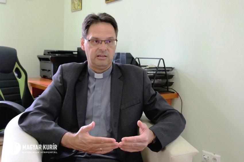 Makkai László görögkatolikus lelkész: Az ezotéria zsákutca