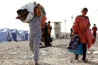 Irakban keresztényekkel kereskedik az Iszlám Állam