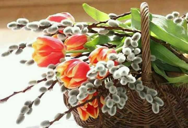 Örömünnep a virágvasárnap