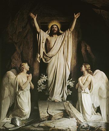 Nagyszombat, Húsvét vigíliája