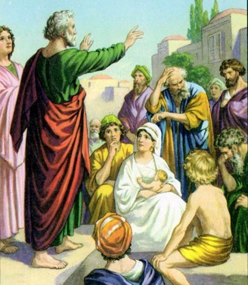 2021.04.06. Kedd húsvét nyolcadában