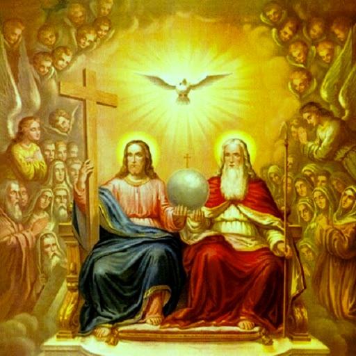 2021.05.30. Szentháromság vasárnapja