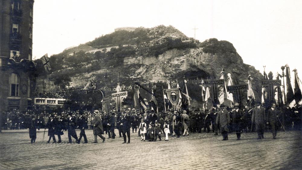 A történelmi Magyarország felbomlása – 101 éves a trianoni békediktátum