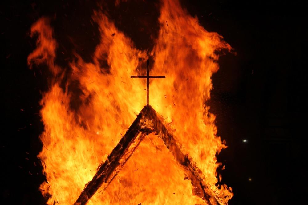 Katolikus templomokat gyújtottak fel Kanadában őslakosok lakta területen