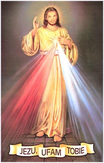 Április 19 - Isteni Irgalmasság ünnepe (Húsvét 2. vasárnapja)