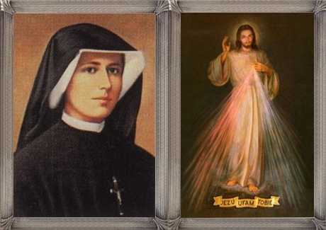 Szent FAUSTYNA KOWALSKA nővér:  NAPLÓ – I.