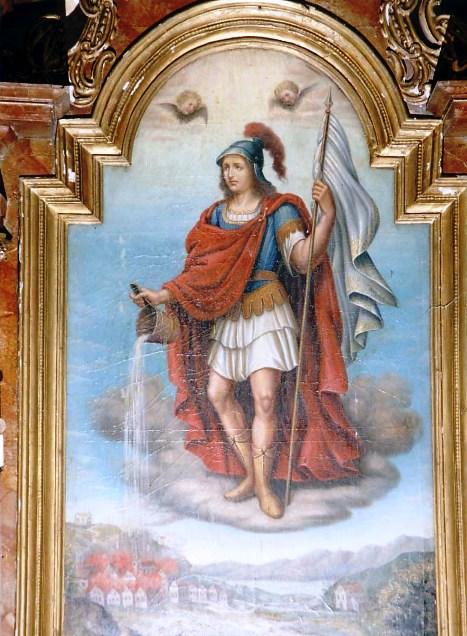 Május 4 - Szent Flórián vértanú