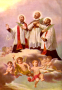 Szeptember 7 - Szent Márk, István és Menyhért kassai vértanúk